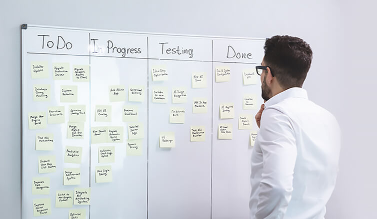 Stop Starting, Start Finishing: <br>How to Implement Kanban