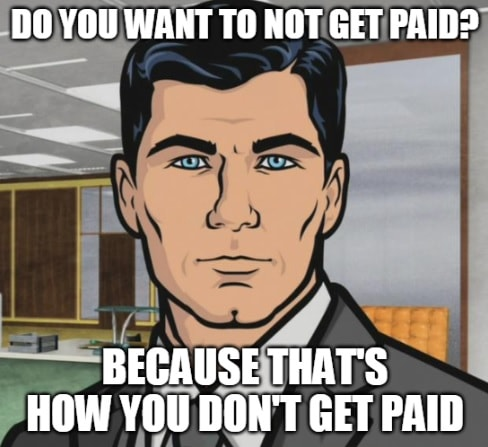 Timesheet meme for accountants #5