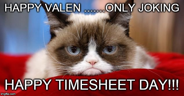 Timesheet meme for managers #3