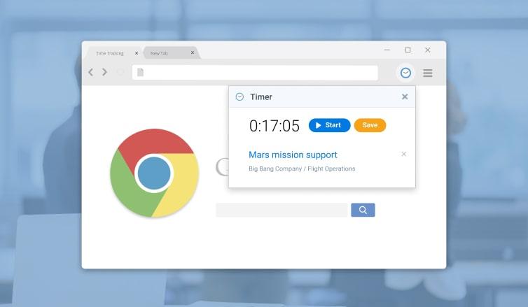 Accurate Time Tracking with Chrome Extensions