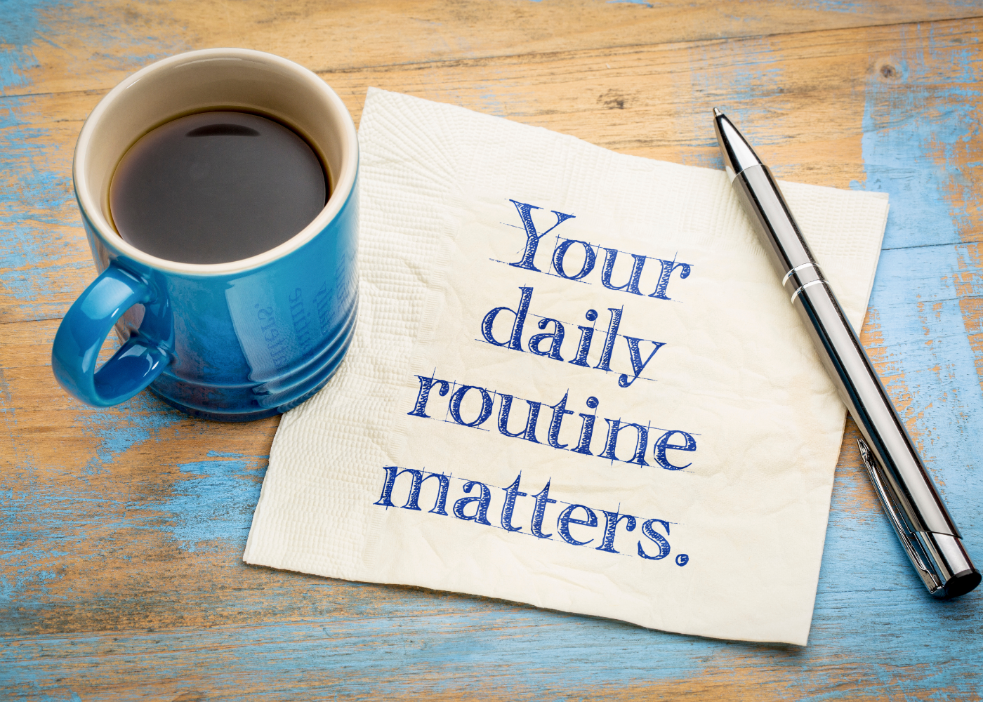 start-of-the-workday routine matters
