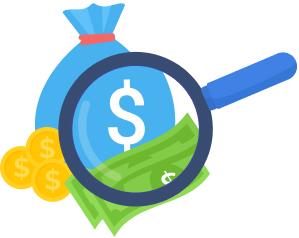 Cost monitoring