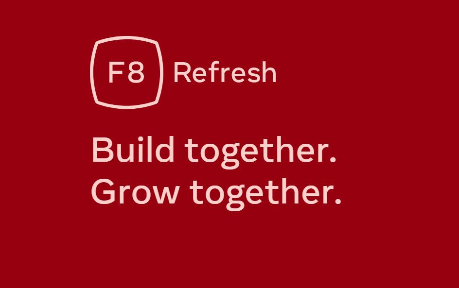 F8 Refresh by Facebook Developer Conference