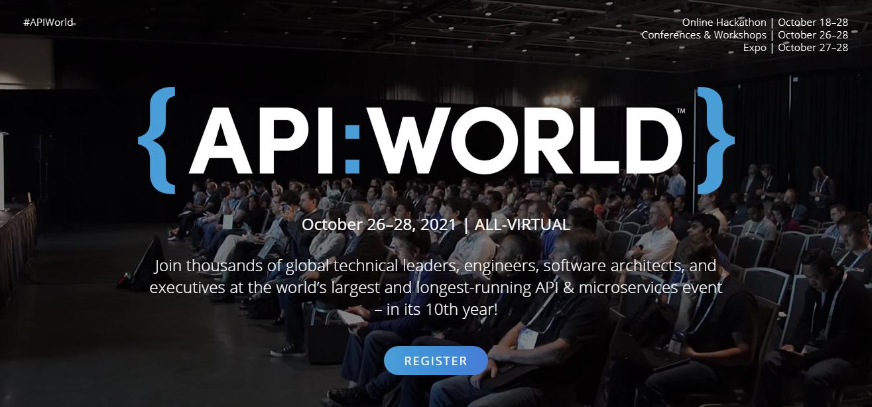 API World Developer Conference