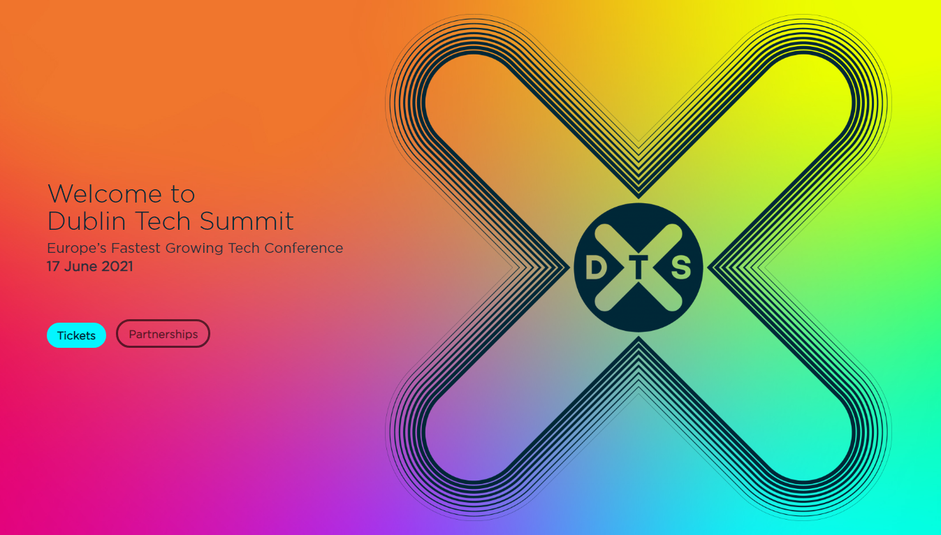 Dublin Tech Summit Developer Conference