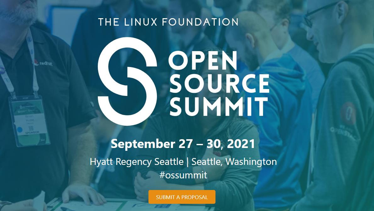 Open Source Summit North America Developer Conference